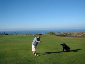 Golf at the Cosata Adeje Tenerife
